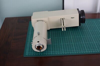 Nikon Diaphot 200 300 Microscope Fluorescence Lamp House Attachment