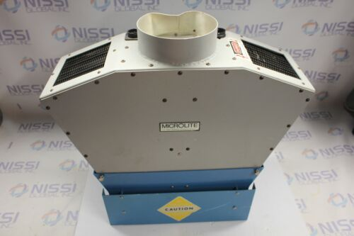 FUSION SYSTEMS MICROLITE IRRADIATOR 1126P W/SHUTTER ASSEMBLY 54262