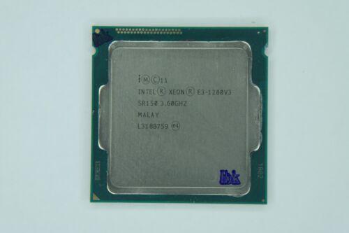 Intel Xeon E3-1280V3 3.6GHz Quad-Core SR150 (CM8064601467001) Processor w/Grease