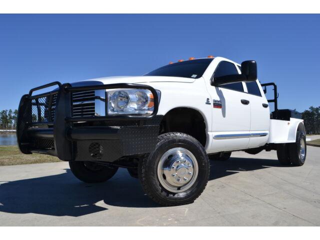 Dodge : Ram 3500 4WD Quad Cab 2009 Dodge Ram 3500 Quad Cab Laramie Diesel 4x4 WELDING RIG!!