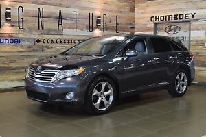 2012 Toyota Venza LIMITED 3.5L AWD
