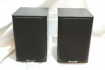 Tannoy Fusion  Speakers, Dark oak, Good Condition 1 pair -