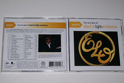 Electric Light Orchestra: The Very Best Of (CD, 2011 Sony Music) 15