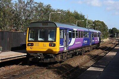 142061 Northern Rail 6x4 Quality British Rail Photo b