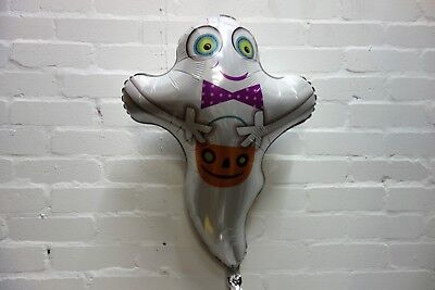 Halloween Foil Helium Gas Balloons Ghost, Haunted House etc. 1-30 Bulk Buy Offer