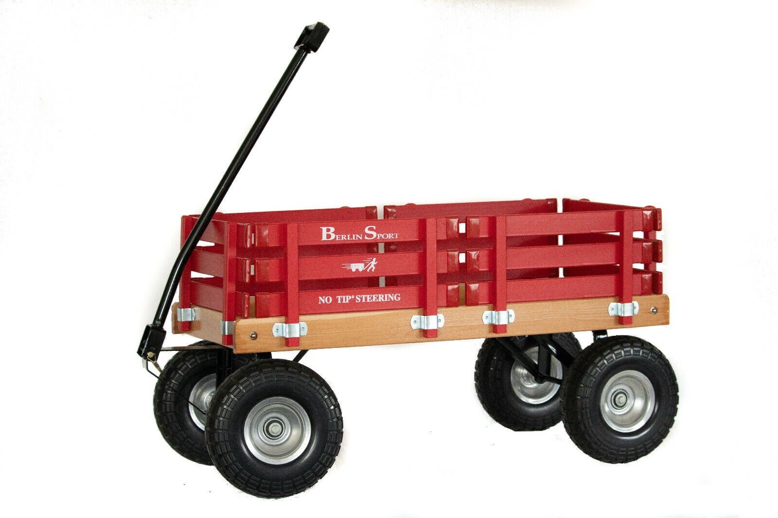 Berlin F410 Amish-Made Sport Wagon, Red