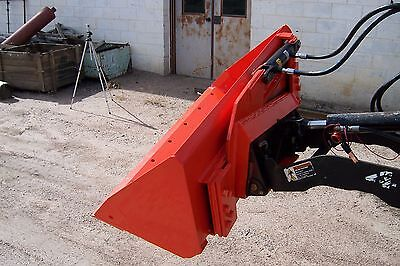 Tilting Bucket For Mini Skid Steer Fits Dingo Ditch Witch Gate On Left Side