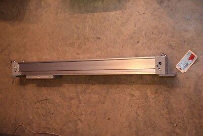 Smc My1b63tn-600 Rodless Air Cylinder Pneumatic Cylinder 115 Psi .80 Mpa