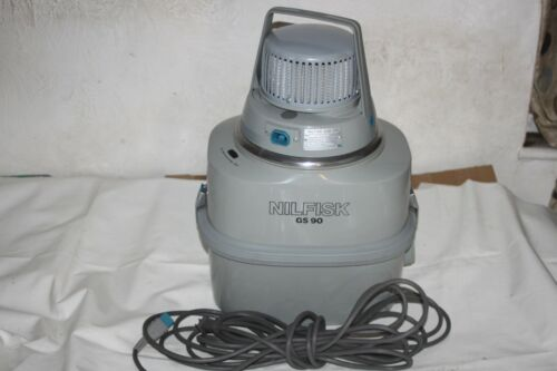 Industrial Canister Vacuum Cleaner Nilfisk GS-90  GSD 115 (CANISTER ONLY)