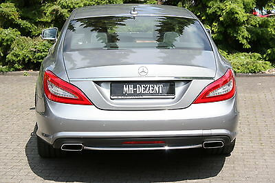 MH-DEZENT Sportauspuff  Sportschalldämpfer  Mercedes  CLS 350 W218