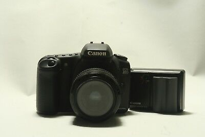 Canon EOS 20D 8.2MP Digital SLR Camera - Black with   28-70mm for sale  Shipping to Canada
