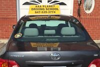 Learn Driving/Driving instructor/Brampton/road test