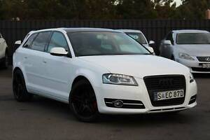 2013 Audi A3 SPORTBACK 1.8 TFSI AMBITION Automatic Hatchback North Brighton Holdfast Bay Preview