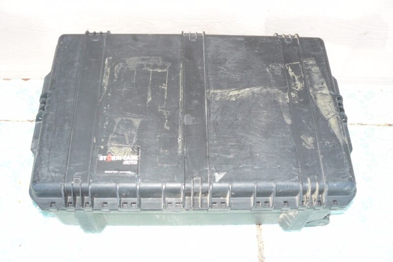 BAUER CASES HHBD-0610 PELICAN ROLLING SHIPPING STORAGE CASE