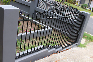 Wrought iron gates and fencing Brisbane City Brisbane North West Preview