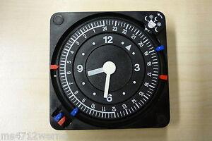 Wolf Zeitschaltuhr Analog Ersatz Uhr 230v Nr.2791024 f. Regelung Heizungs-Kessel