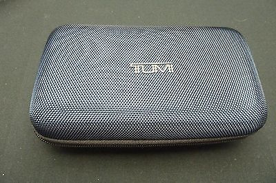Delta Airlines LATEST Business Class Tumi Amenity Kit (hard case) - NEW!
