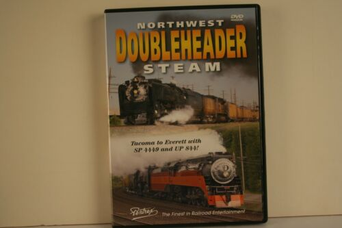 DVD Northwest Doubleheader Steam - Pentrex