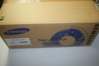 Samsung Slv-960a Time Lapse Vcr Video Cassette Recorder New