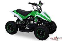 Miniquad Avv Elettrico 50cc Mini Quad Moto Bambini Cross Racer Stupendo -  - ebay.it