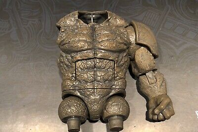 Rhino BAF Torso  And Left Arm Marvel Legends Wave