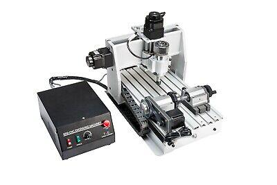 6040 3040 3020mini Desktop Engrave Full Metal Cutting Milling Machine Cnc Router