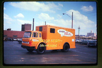 1968 International Truck  Union Electric Of Missouri St  Louis   Orig  Slide A9b