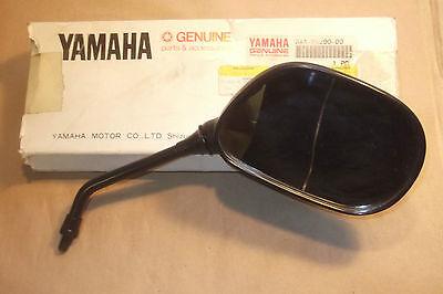 YAMAHA CW50  CW 50  ZUMA  1989/1990  GENUINE R/H MIRROR ASSEMBLY - 3AA-26290-00
