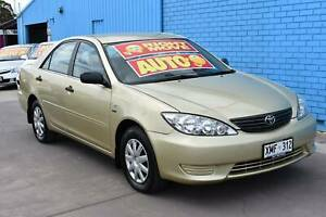 2005 Toyota Camry ACV36R Altise Sedan 4dr Auto 4sp 2.4i Enfield Port Adelaide Area Preview