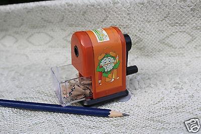 Anspitzer mit Kurbel Hand Manuelle Spitzmaschine Bleistift Für Büro Und Schule