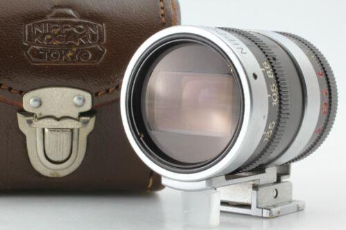 【 EXC+++++ in CASE 】 Nikon Varifocal 35-135mm Rangefinder View Finder from JAPAN
