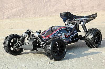 XTC RC RACING BUGGY SPIRIT BRUSHLESS RTR 4WD 1:10 60Km/h 2,4GHZ  LIPO AKKU LADER