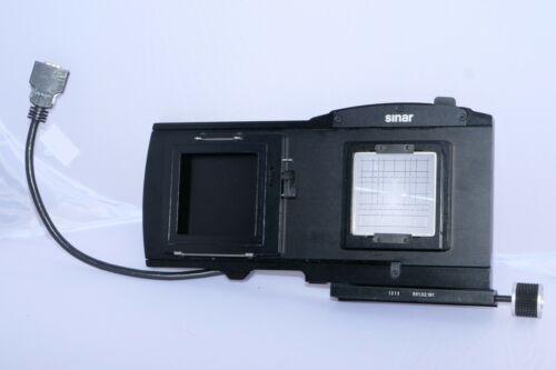 Sinar Sliding Adapter 100.  Sinar Catalog # 551.32.191. Hasselblad V Adapter