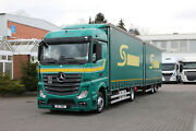 Mercedes-Benz Actros 1845 E5 MP4 /Retarder /Jumbo ZUG
