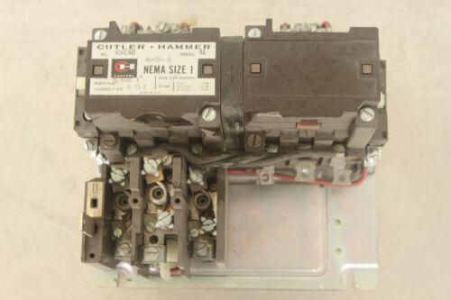 EATON CORPORATION CUTLER HAMMER A50-CN0 CIRCUIT BREAKER CONTACTOR