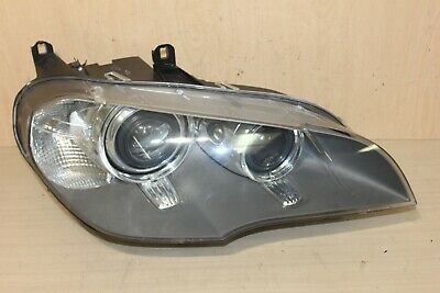 11-13 BMW X5 LIGHT HEADLIGHT XENON HID BALLAST AFS  LED DRL OEM EXCELLENT RIGHT