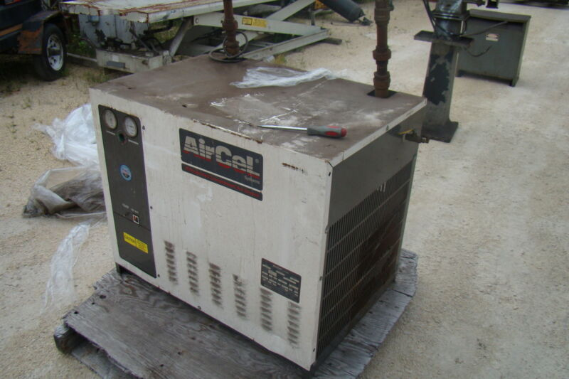 100 CFM AIRCEL R-134A Refrigerated Compressed Air Dryer #SC-25