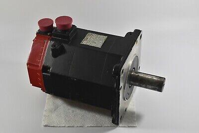 Fanuc A06b-0143-b075 Ac Servo Motor A12 3000 115 Vac 12a 3000 Rpm 3 Phase
