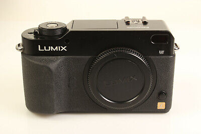 Panasonic Digital Slr Camera Lumix L1 Black Dmc-L1K Body only