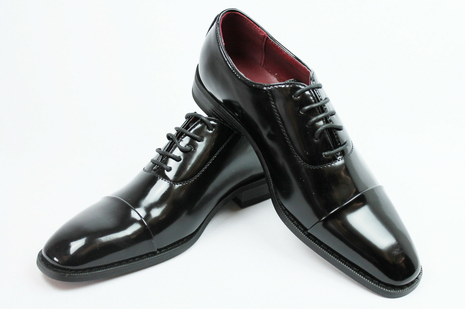 Patent Leather Dress Shoes For Men Ebay