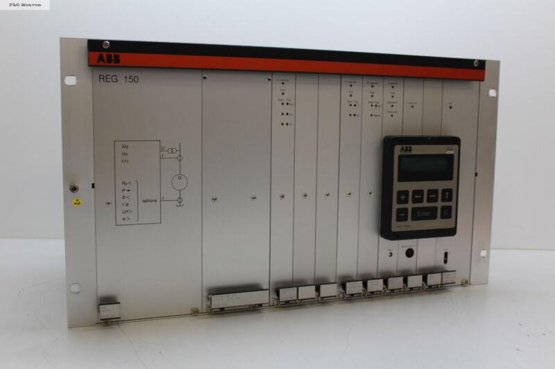 ABB REG150 Generator Protection Controller