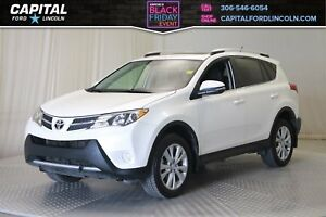 2013 Toyota RAV4 Limited AWD **New Arrival**
