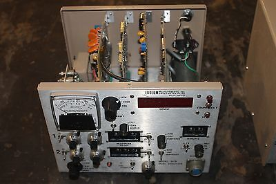 Ludlum Geiger Counter 3487322 Missing Cover