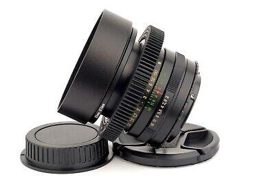 HELIOS 44 2/58mm Cine mod lens Canon EF mount *ANAMORPHIC BOKEH&FLARE* 44-2