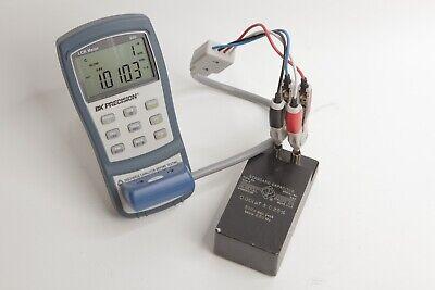 Genrad General Radio Standard Capacitor 509-f .001uf Tested