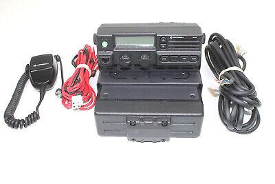 Motorola Pm1200 Low Band Radio 37-50 Mhz 120 Watts Tk-6110 Tk-690 Vertex
