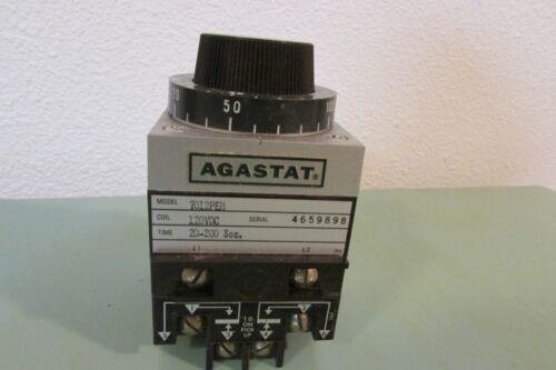 Agastat 7012 PEM Timing Relay for 20-200 seconds
