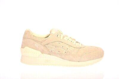 Asics-Gel-Respector-Mens-Lifestyle-Sneakers-H6U3L-9999 SZ 10 WHITE