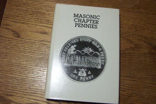 Masonic Chapter Pennies / 1982 King   Excellent!