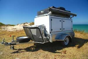 BRAND NEW Camper Box Trailer MADE in WA only $15,500 or $69 per week!